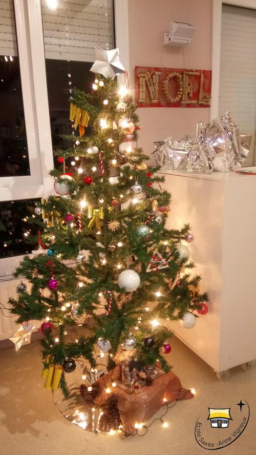 Les créations de Noël